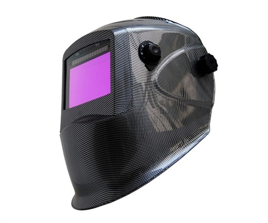 Маска КОРУНД-2 Карбон (хамелеон)( с светофильтром 9100 V) - фото 12465