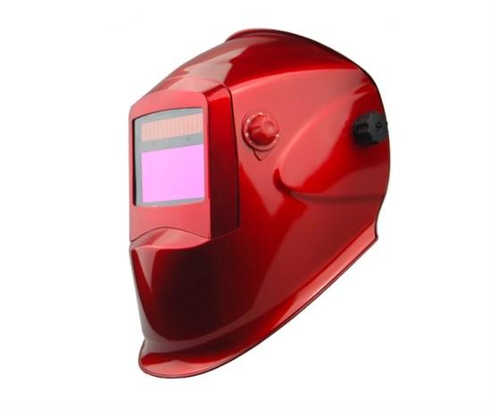 Маска КОРУНД-2 (цвет: красный, хамелеон) (ф-р 7100V) - фото 12466