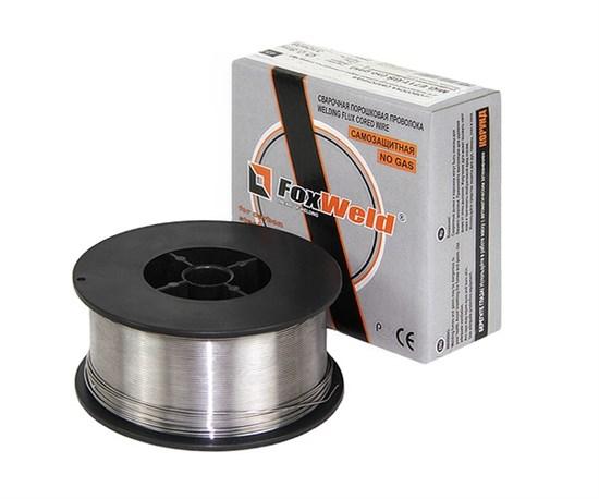 E71T-GS д.0,8 мм, 4.5 кг - проволока порошковая для полуавтоматической сварки - фото 12622