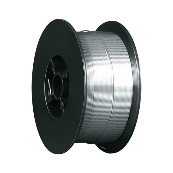 AlSi 5 (ER-4043) д.1,2 мм, 2,0 кг Проволока алюминиевая для полуавтоматической сварки - фото 12643