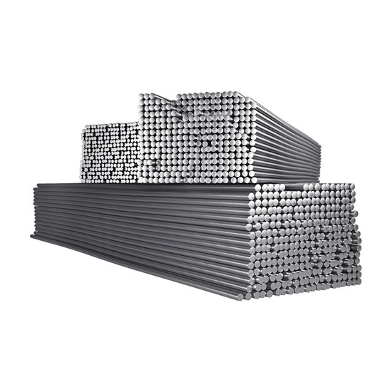 AlSi 5 (ER-4043) д.2,0х1000 мм, 5,0 кг Пруток алюминиевый - фото 12654