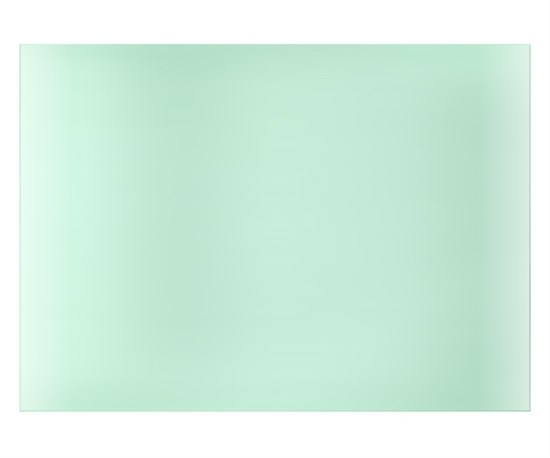 110х90 мм внешнее поликарбонатное защитное стекло - фото 12769
