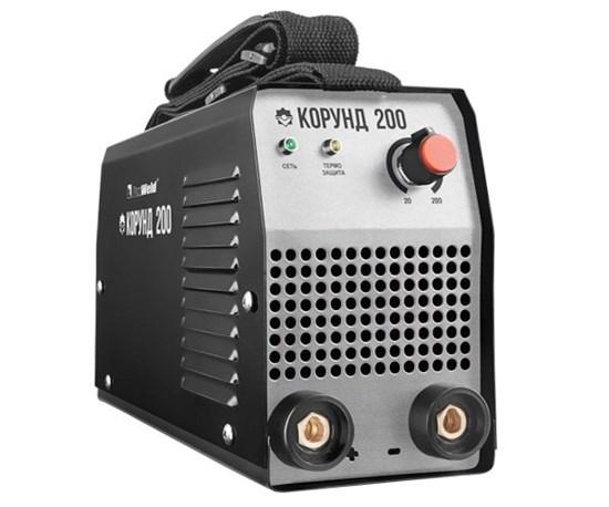 Сварочный аппарат КОРУНД 200 - фото 12962