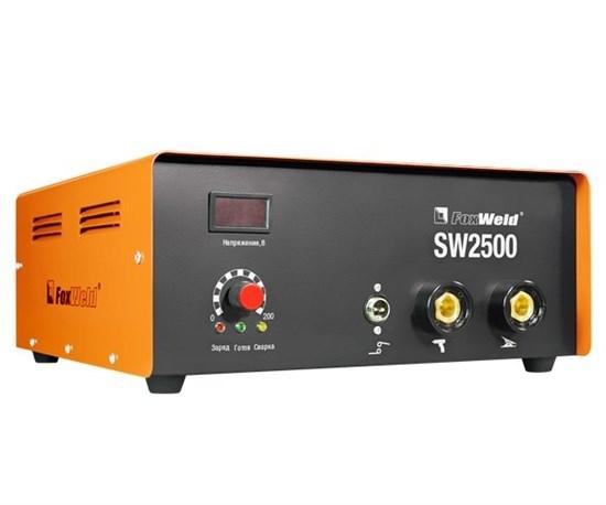 Аппарат конденсаторной приварки шпилек SW -2500 - фото 12964