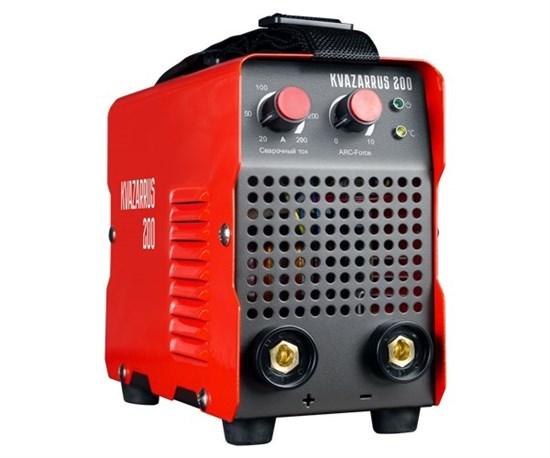 Инверторный аппарат для ручной дуговой сварки KVAZARRUS 200 - фото 13013