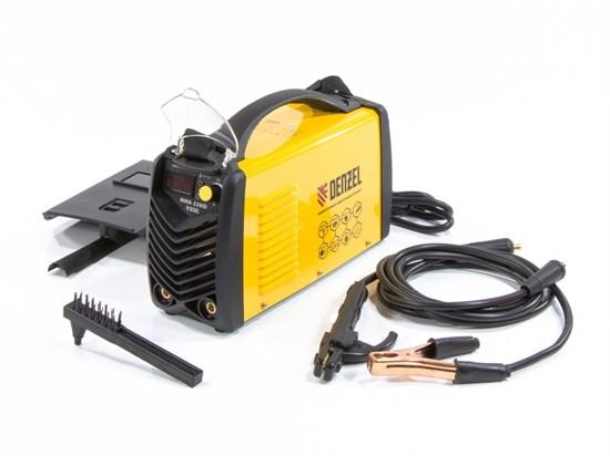 Аппарат инверторный дуговой сварки ММА-220ID, 220 А, ПВР 60%, D электрода 1,6-5 мм, провод 2 метра - фото 13619