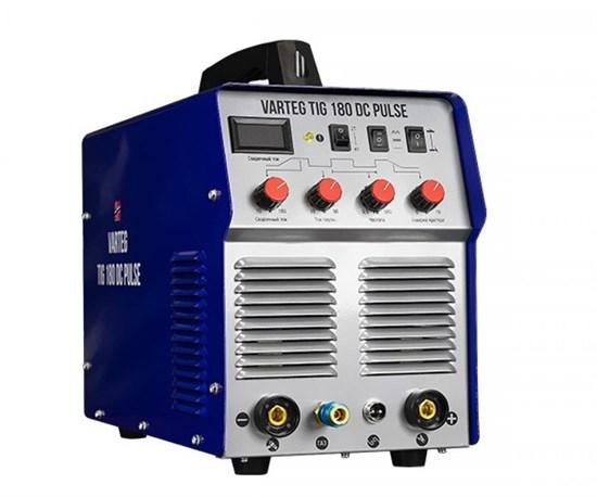 Аппарат для аргонодуговой сварки VARTEG TIG 180 DC PULSE  - фото 13654