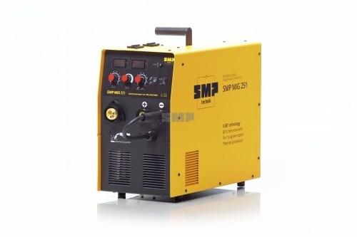 Сварочный полуавтомат с TIG - SMP MIG 251K (без сварочной горелки) - фото 18607