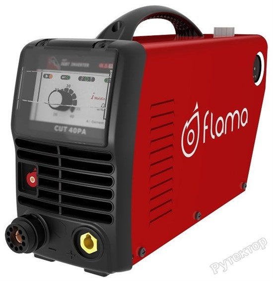 Аппарат для ручной плазменной резки Flama Cut 40PA - фото 19524