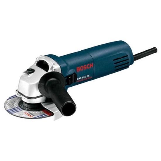 Углошлифовальная машина Bosch GWS 850 CE (0601378792), 850 Вт, 11000 об/мин, плавн.пуск - фото 19873