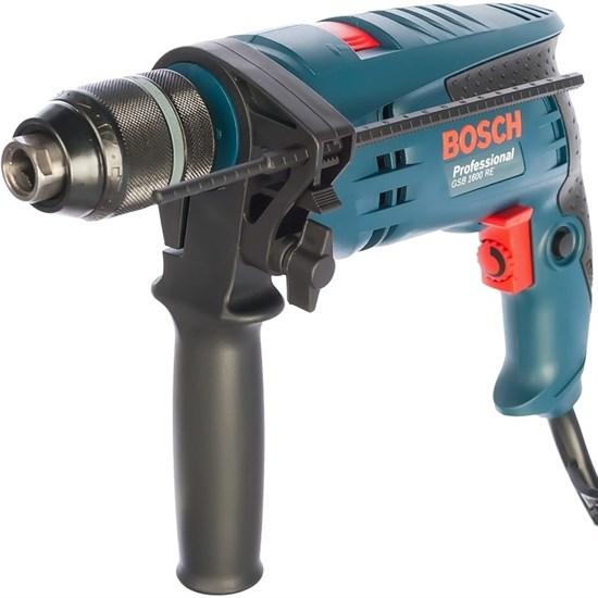 Ударная дрель Bosch GSB 1600 RE (0.601.218.121), 700 Вт, БЗП 13 мм - фото 20004