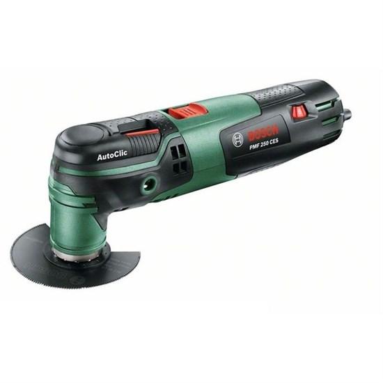 Инструмент многофункциональный Bosch PMF 250 CES (0603102120), 250 Вт, 20000 к/мин - фото 20023