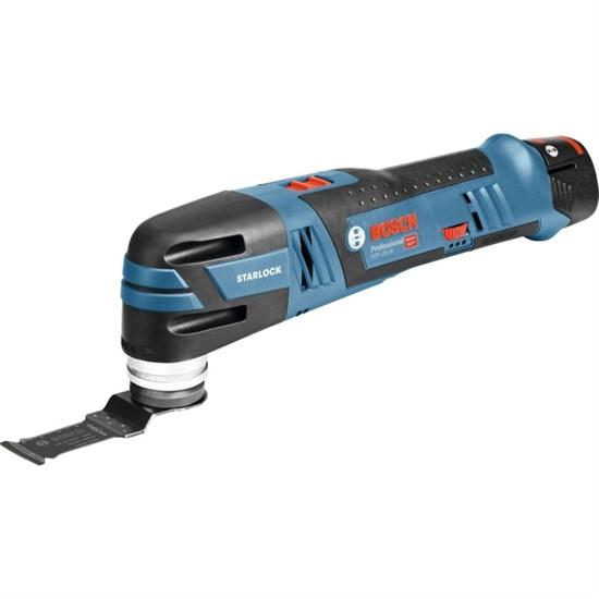 Многофункциональный инструмент Bosch GOP 12V-28 (06018B5020), 12В, 2х2Ач - фото 20025