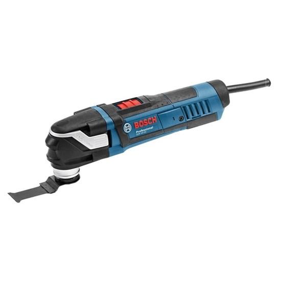 Инструмент многофункциональный Bosch GOP 40-30 (0601231003), 400 Вт, кейс, 8 насадок - фото 20026