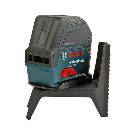 Лазерный нивелир Bosch GLL 2-15 Prof (0601066E00), IP54, ± 3мм, 15 м, крепление RM1 - фото 20404