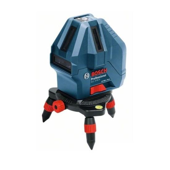 Лазерный нивелир Bosch GLL 5-50X (0601063N00), IP54, ± 2 мм, 50 м (с приемником), штатив - фото 20410
