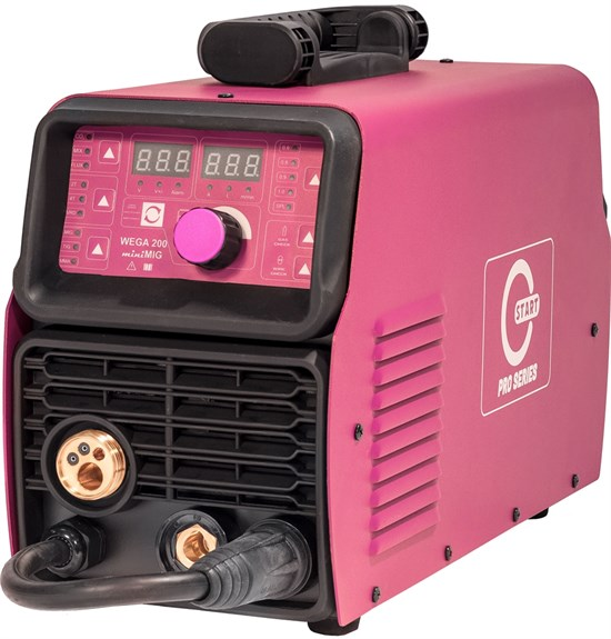 Сварочный полуавтомат WEGA 200 miniMIG, StartPro - фото 21298