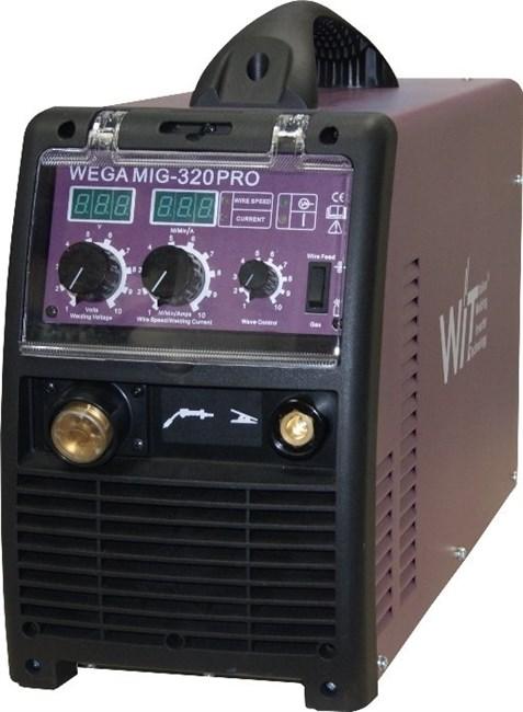 Сварочный полуавтомат ВЕГА 320 MIG PRO, StartPro - фото 21320