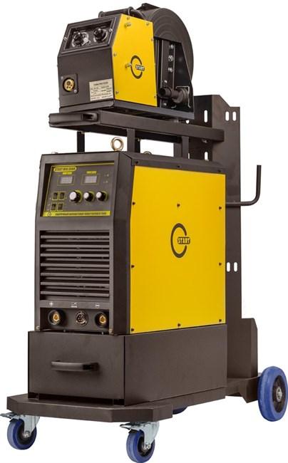 Сварочный полуавтомат START MIG3500T - фото 21323