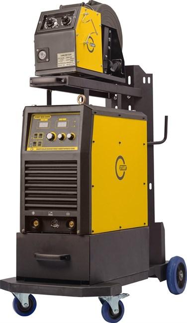 Сварочный полуавтомат START MIG5000T - фото 21325