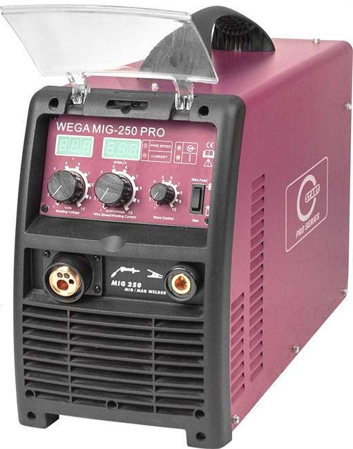 Сварочный полуавтомат ВЕГА 250 MIG PRO, StartPro - фото 21328