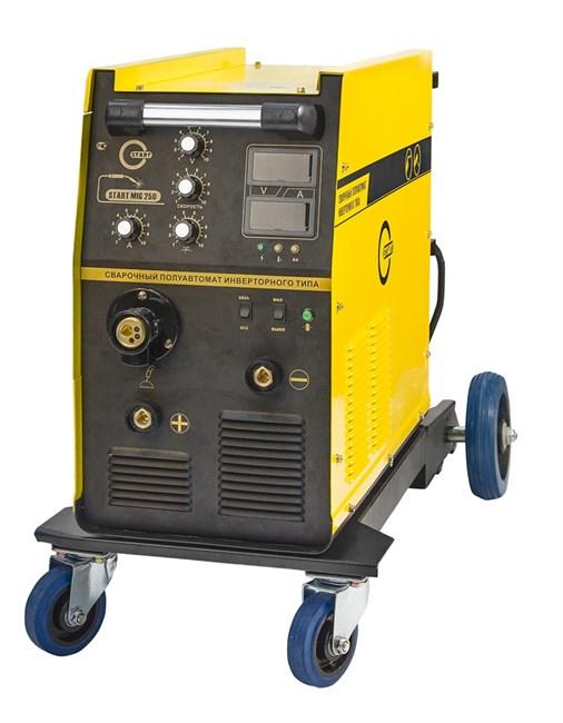Сварочный полуавтомат START MIG 250 - фото 21329