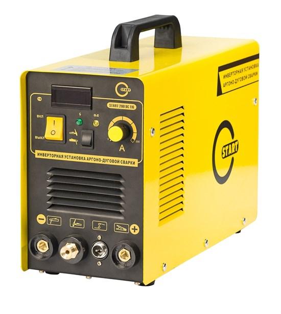 Сварочный аппарат START 200 DC TIG - фото 21330