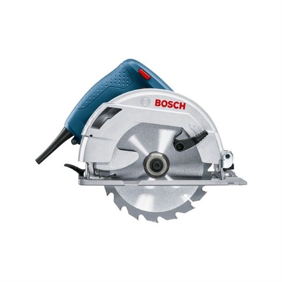 Дисковая пила Bosch GKS 600 (06016A9020), 1200 Вт, 5200 об/мин. - фото 21388