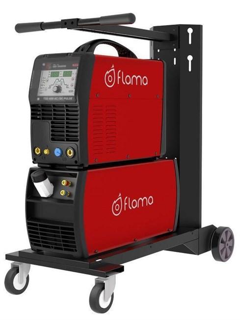 Инвертор для аргонодуговой сварки Flama TIG 500 AC/DC PULSE - фото 22552