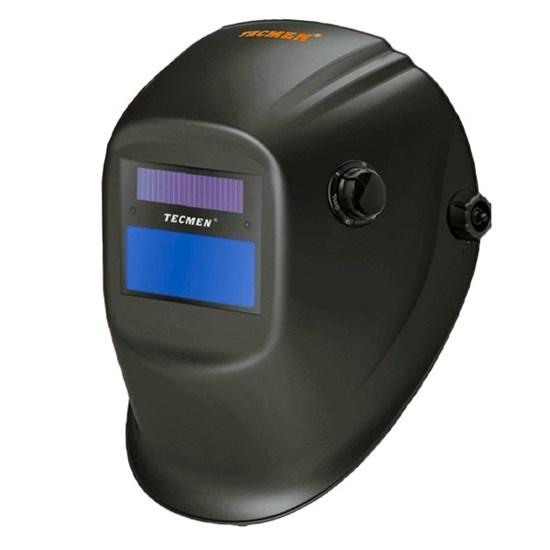 Сварочная маска с автоматическим светофильтром Tecmen ADF - 615J 9-13 TM17 черная - фото 24980