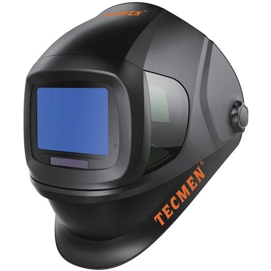 Сварочная маска с автоматическим светофильтром Tecmen TM 1000 - фото 24992