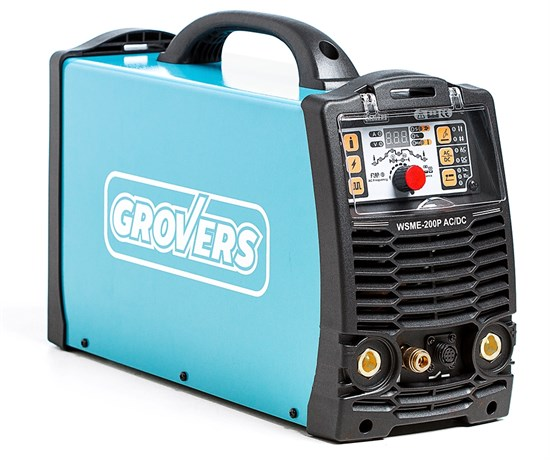 Сварочный аппарат GROVERS WSME 200P AC/DC - фото 24995