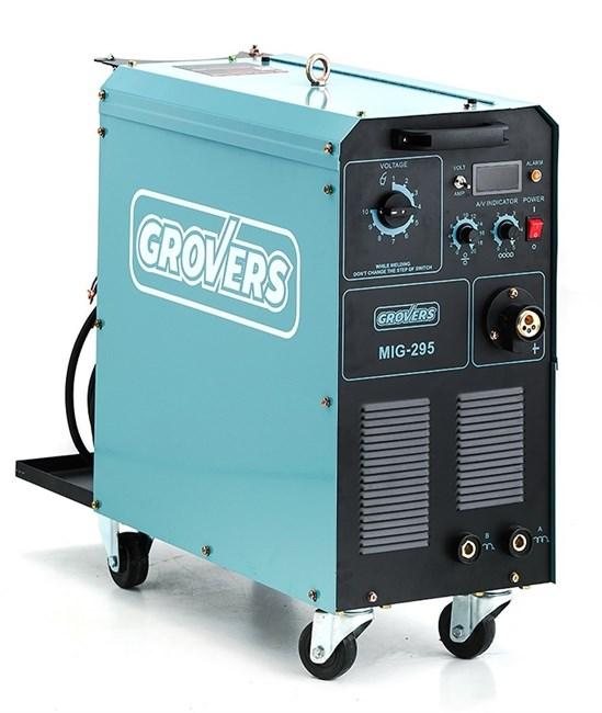 Сварочный полуавтомат GROVERS MIG 295 - фото 25080