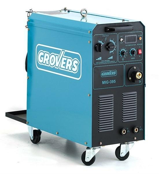 Сварочный полуавтомат GROVERS MIG 395 - фото 25089