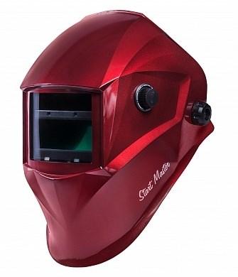 Маска сварщика хамелеон START-MASTER АСФ 605 (Красная) - фото 25235