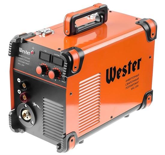 Сварочный полуавтомат WESTER MIG-200i - фото 25423
