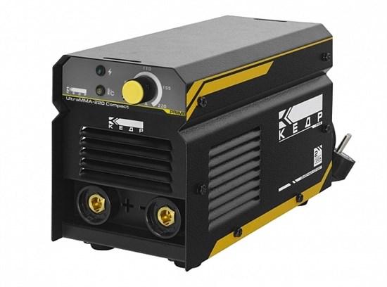 Аппарат инверторный  КЕДР UltraMMA-220 Compact (220В, 20-220А) - фото 25494