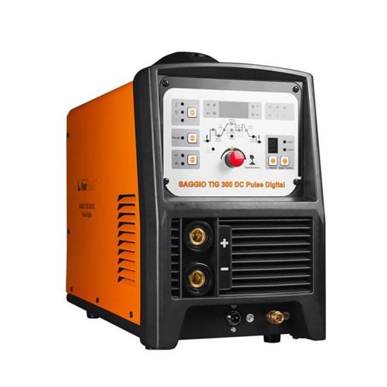 Аппарат аргонодуговой сварки SAGGIO TIG 300 DC Pulse Digital - фото 25626