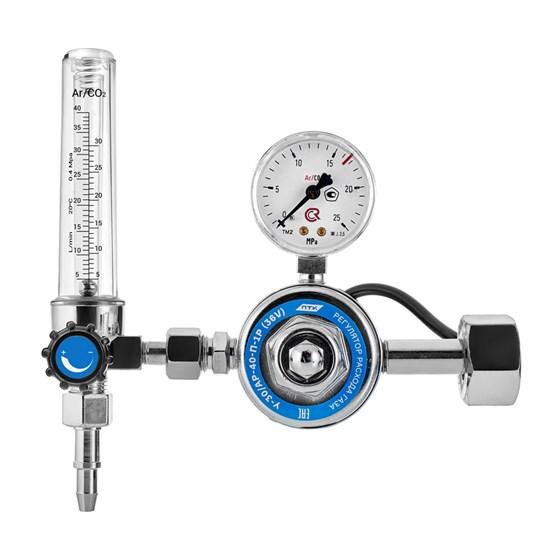 Регулятор расхода газа У-30/АР-40-П-1Р (36V) - фото 27049