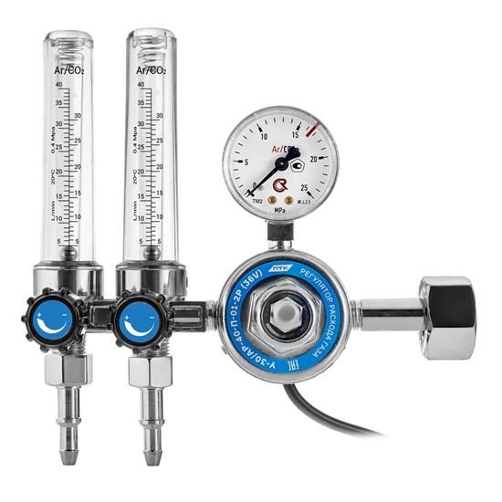 Регулятор расхода газа У-30/АР-40-П-01-2Р (36V) - фото 27065
