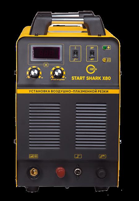 Аппарат воздушно-плазменной резки START SHARK X80 - фото 30119
