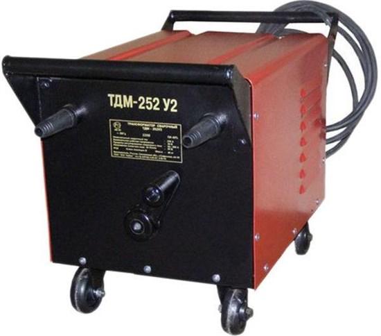 Трансформатор КАВИК ТДМ-252У2, Cu, 220/380В - фото 6475