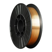 ER70S-6 ф.0,6мм, 5 кг (ан.Св08Г2С) Проволока стальная омедненная для полуавтоматической сварки