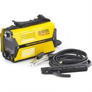 Аппарат инверторный дуговой сварки DS-200 Compact, 200 А, ПВ 70%, D электрода 1,6-5 мм. DENZEL