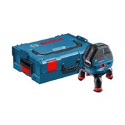 Лазерный нивелир Bosch GLL 3-50, IP54,3 луча,до 50м (с приемником), точность 3 мм, L-BOXX
