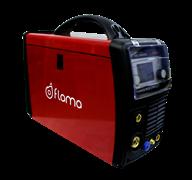Сварочный полуавтомат многофункциональный с синергетическим управлением Flama POWER MIG 200 LCD