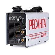 Сварочный аппарат Ресанта САИ-220, инвертор ММА DC, кейс