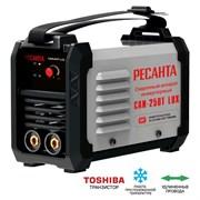 """Сварочный аппарат инверторный """"Ресанта"""" САИ-250Т LUX, 6.65 кВт, 10-250 А, -20 - +50°С"""