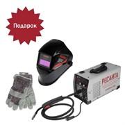 """Сварочный полуавтомат """"Ресанта"""" САИПА-165, MIG/MAG, 6.2 кВт, 160 А, ПОДАРОК маска МС6/Краги"""