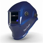 Маска сварщика хамелеон Start-Comfort с АСФ 505 (Синий глянец)